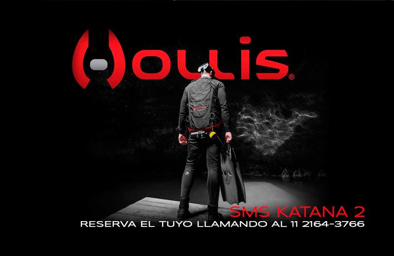 SMS Hollis Katana II